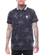 MADBLUE - CAMO PIQUET POLO-2231745