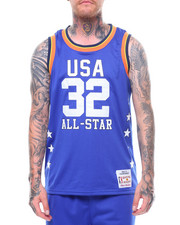 Tanks - Basketball Mesh Jersey-2231739