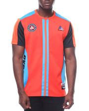 Black Pyramid - Color Block SS Shirt-2232411