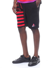 Black Pyramid - Pyramid Logo Shorts-2232568