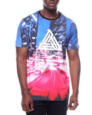 Black Pyramid - Pyramid Logo Night Riders Tee-2232341