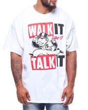 Big & Tall - Walk It Talk It Tee (B&T)-2232491