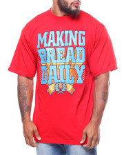 Buyers Picks - Making Bread Daily Tee (B&T)-2232068