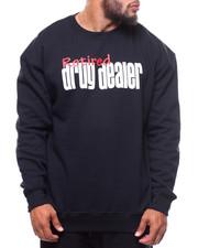 Big & Tall - L/S Retired Drug Dealer Sweatshirt (B&T-2232032