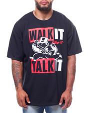 Big & Tall - Walk It Talk It Tee (B&T)-2232481