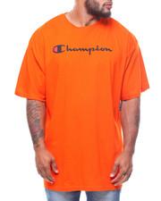 Champion - S/S Retro Champion Script Tee (B&T)-2232063
