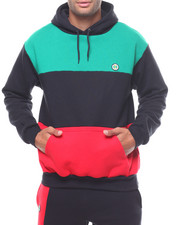 Cross Colours - HORIZONTAL COLORBLOCK HOODIE-2233298