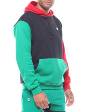 Cross Colours - COLORBLOCK PULLOVER HOODIE-2233326