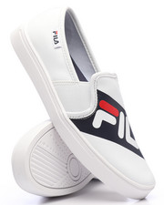 Fila - Original Logo Slip On Sneakers-2232578
