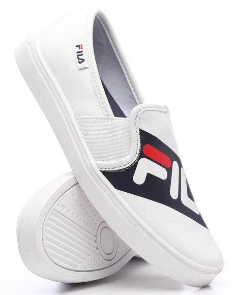 Buy Original Logo Slip On Sneakers Women s Footwear from Fila. Find ... cf7e6cc3c0