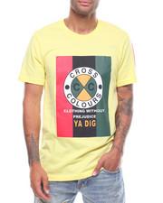 Cross Colours - FLAG LOGO TEE-2233079