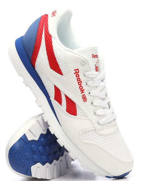 Buy Classic Leather MVS Sneakers Men s Footwear from Reebok. Find ... 9752032dd