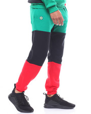 Cross Colours - HORIZONTAL COLORBLOCK JOGGER-2233348