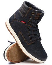 Footwear - Fletcher II Millstone Denim Sneakers-2232719