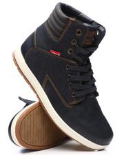 Levi's - Fletcher II Millstone Denim Sneakers-2232719