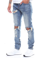 Crysp - Pacific Denim Blue Stone wash-2233314