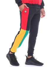 Sweatpants - COLOR BLOCK SWEATPANTS-2233337