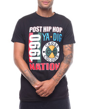 Cross Colours - POST HIP-HOP NATION TEE-2233173