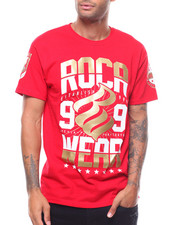 Rocawear - ROC INTERNATIONAL FOIL TEE-2233365