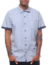 Buyers Picks - Allover Anchors S/S Woven-2232930