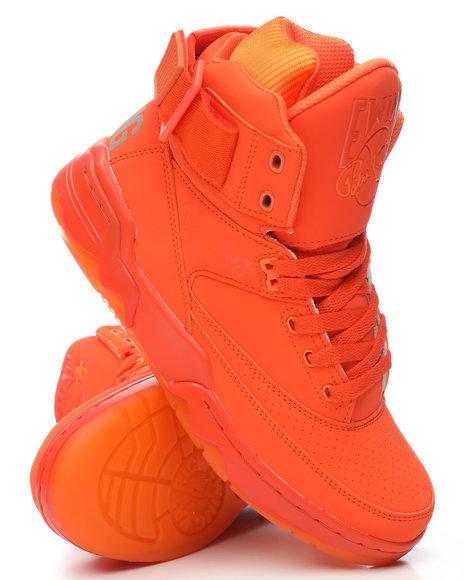 EWING - Ewing 33 Hi Vibrant Orange Sneakers