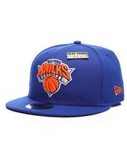 NBA, MLB, NFL Gear - 9Fifty 2018 Draft Series New York Knicks Snapback Hat-2233688