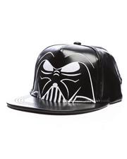 Snapback - Darth Vader Big Face Snapback Hat-2233401