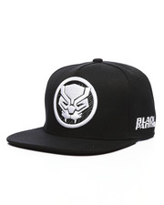 Buyers Picks - Black Panther Movie Iconic Snapback Hat-2233399