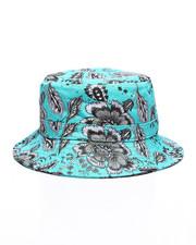 Bucket - La Paisley Bucket Hat-2232058