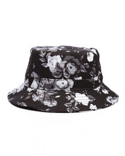 Buyers Picks - Blurred Floral Bucket Hat-2232055