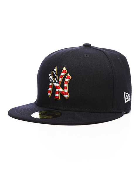 97576f4afaa Buy 59Fifty July 4th New York Yankees Fitted Hat Men s Hats from New ...