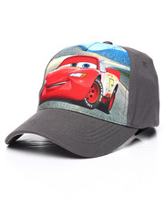Disney - Cars 3 Lightning McQueen Strapback Hat-2233433