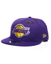 New Era - 9Fifty 2018 Draft Series Los Angeles Lakers Snapback Hat-2233689