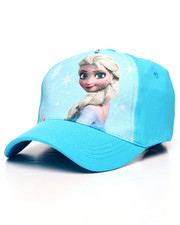 Accessories - Disney Frozen Elsa Strapback Hat-2233428