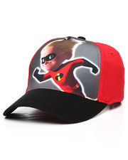 Accessories - The Incredibles 2 Dash Strapback Hat-2233412