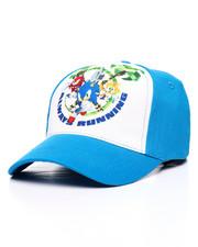 Arcade Styles - Modern Sonic Group Shot Strapback Hat-2233436