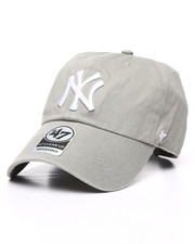 Dad Hats - New York Yankees Clean Up 47 Strapback Cap-2233693