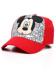 Accessories - Mickey Mouse Surprise Strapback Hat-2233432