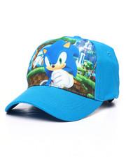 Arcade Styles - Modern Sonic Strapback Hat-2233437