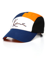 Dad Hats - Color Block Dad Hat-2232685