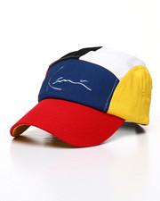 Dad Hats - Color Block Dad Hat-2232687