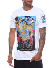 Akademiks - Gold Eagle Tee-2234338