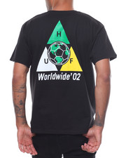 HUF - WORLD CUP TAKEOVER  S/S TEE-2234526