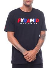 T-Shirts - Pyramid Worldwide Tee-2234441