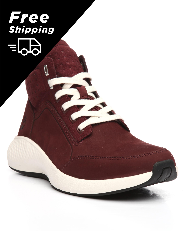 Buy Flyroam Go Leather Chukka Boots Men's Footwear from