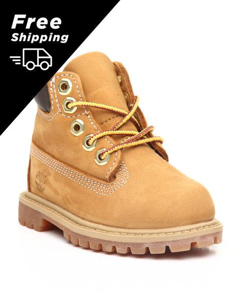 Timberland - Premium 6-Inch Waterproof Boots (4-10)