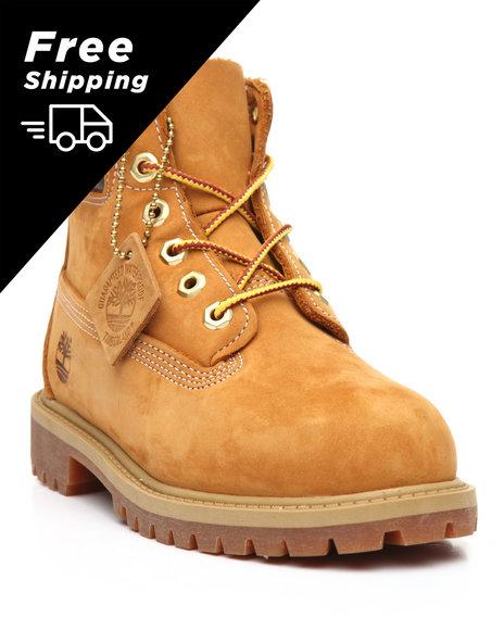 Timberland - Premium 6-Inch Waterproof Boots (12.5-3)