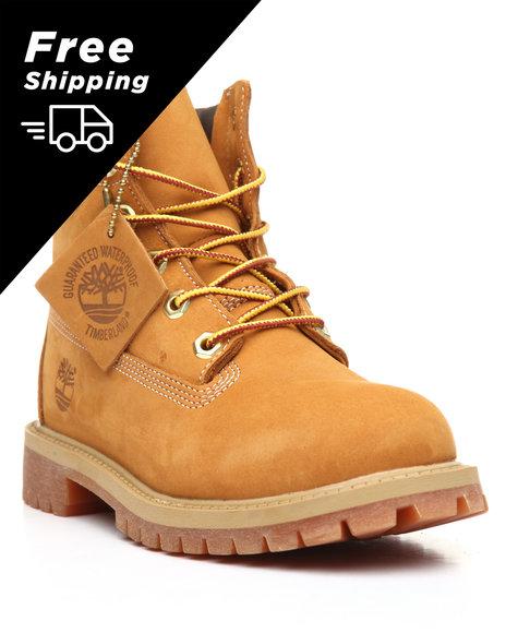 Timberland - Premium 6-Inch Waterproof Boots (3.5-7)