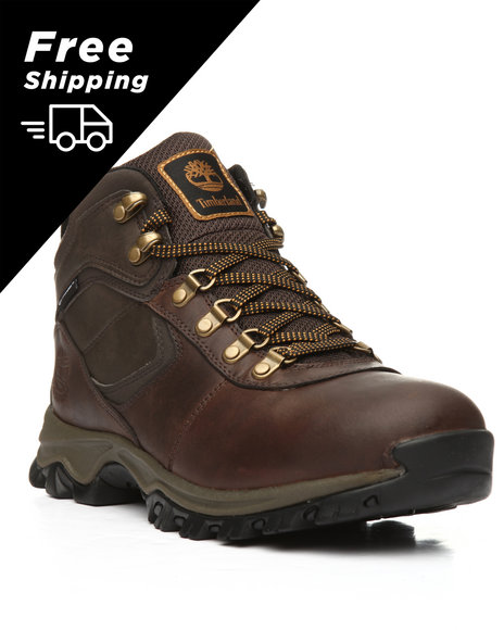 Timberland - Mt. Maddsen Waterproof Mid Boots