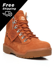 6-Inch Burnt Sienna Field Boots